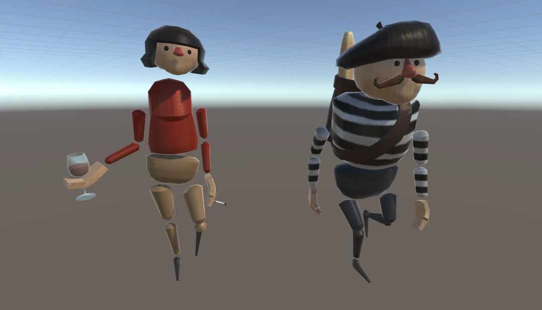 beatrix and frank 3D Madness!